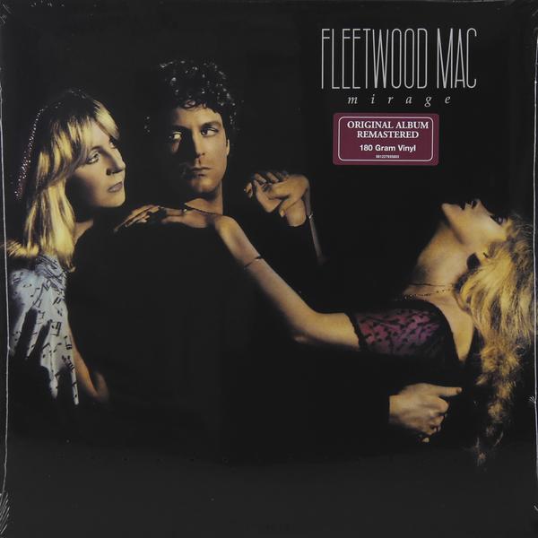 Fleetwood Mac Fleetwood Mac - Mirage (180 Gr) fleetwood mac fleetwood mac in concert 3 lp