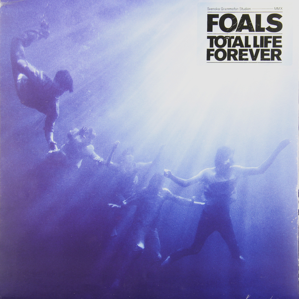 FOALS FOALS - TOTAL LIFE FOREVER