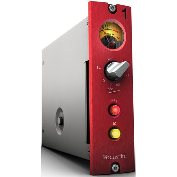Микрофонный предусилитель Focusrite Red 1 500 Series