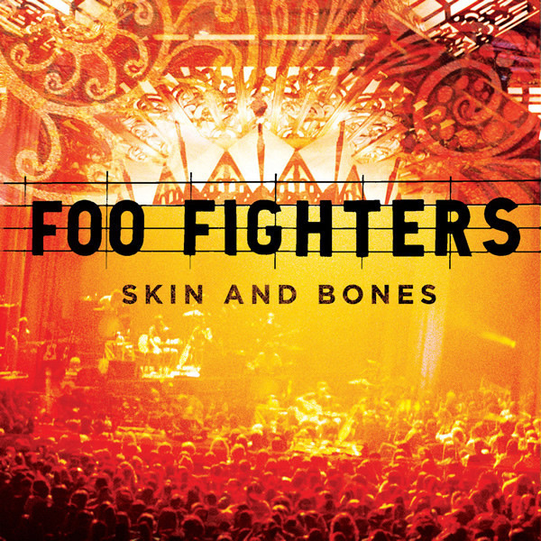 FOO FIGHTERS FOO FIGHTERS - SKIN AND BONES (2 LP)Виниловая пластинка<br><br>