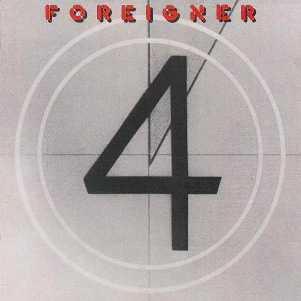FOREIGNER FOREIGNER - 4 diamonds cd