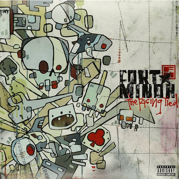 Fort Minor Fort Minor - The Rising Tied (2 Lp, 180 Gr) guano apes guano apes proud like a god 180 gr colour