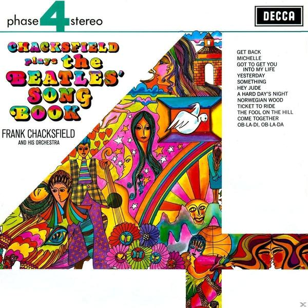 Frank Chacksfield Frank Chacksfield - The Beatles Song Book let me be frank with you a frank bascombe book