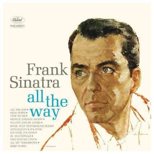FRANK SINATRA FRANK SINATRA - ALL THE WAY