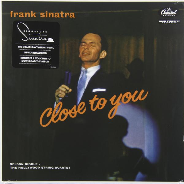 FRANK SINATRA FRANK SINATRA - CLOSE TO YOU (180 GR)