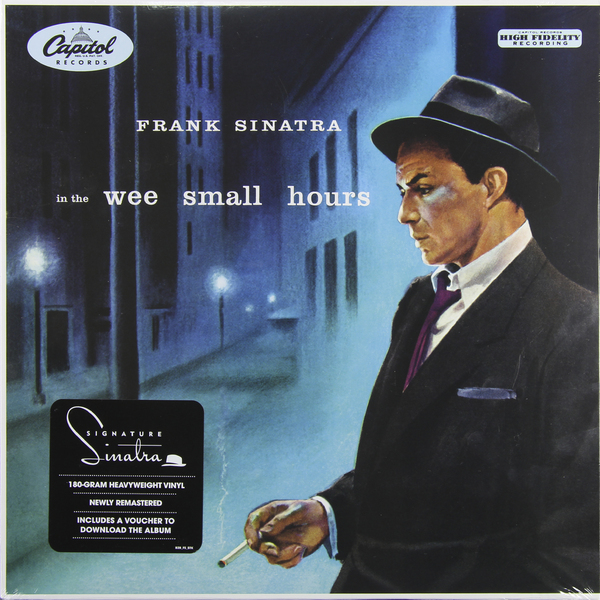 Frank Sinatra Frank Sinatra - In The Wee Small Hours (180 Gr) купить дешево онлайн