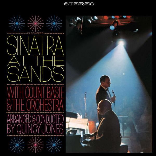 FRANK SINATRA FRANK SINATRA - SINATRA AT THE SANDS (2 LP)