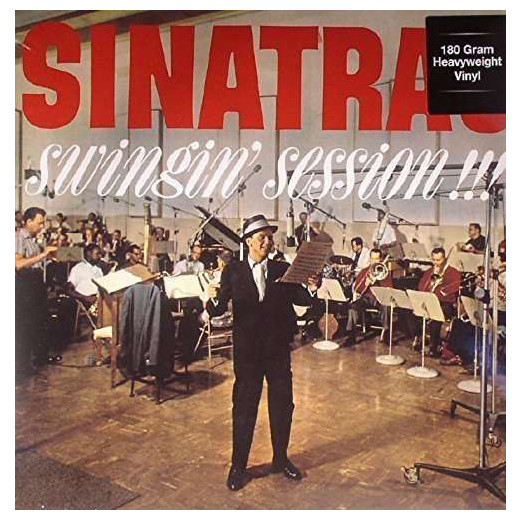 Frank Sinatra Frank Sinatra - Sinatra's Swingin Session (180 Gr) guano apes guano apes proud like a god 180 gr colour