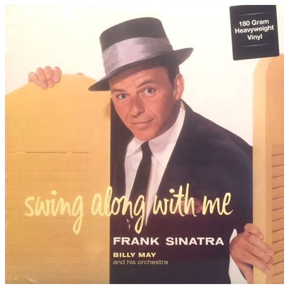 Frank Sinatra Frank Sinatra - Swing Along With Me let me be frank with you a frank bascombe book