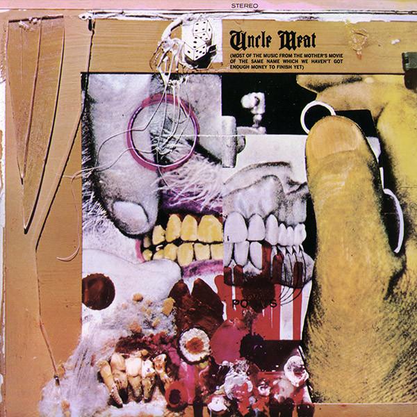 FRANK ZAPPA FRANK ZAPPA - UNCLE MEAT (2 LP)Виниловая пластинка<br><br>