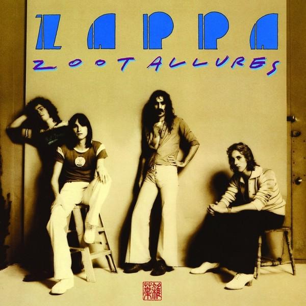 Frank Zappa Frank Zappa - Zoot Allures шарф frank q