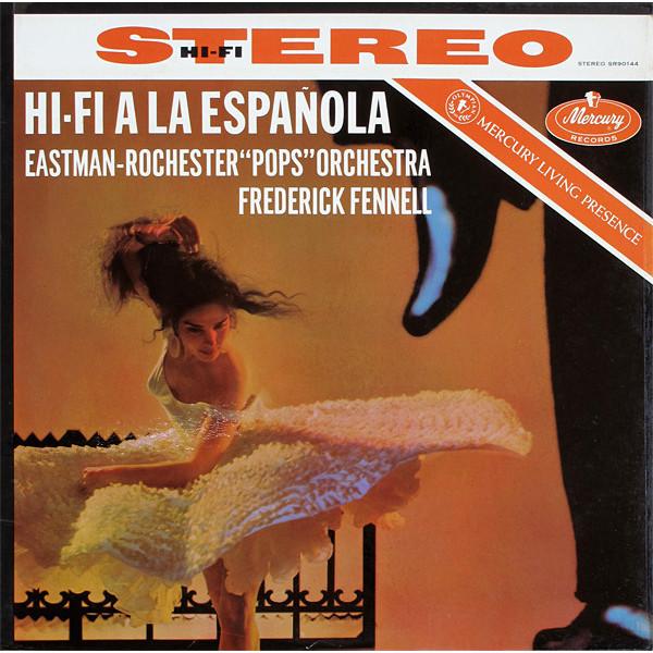 FREDERICK FENNELL FREDERICK FENNELL - HI-FI A LA ESPANOLA