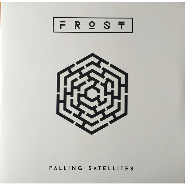 FROST FROST - Falling Satellites (2 Lp + Cd) vildhjarta vildhjarta masstaden lp cd
