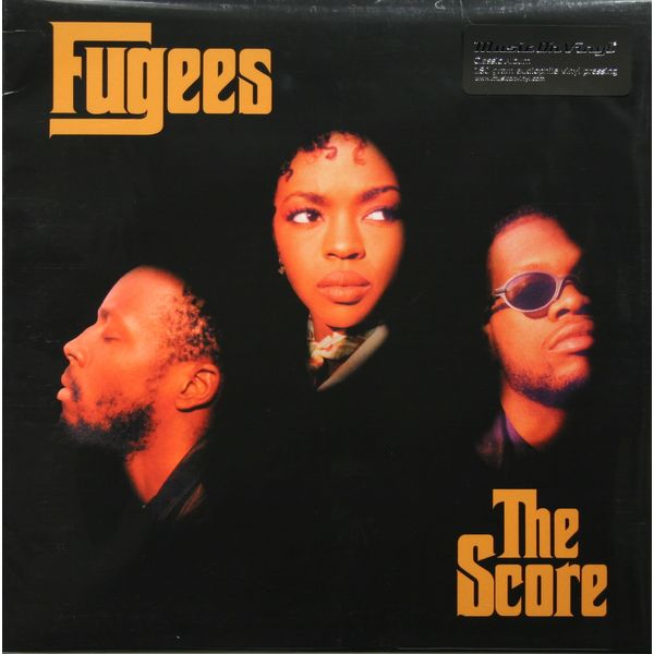 Fugees Fugees - The Score (2 Lp, 180 Gr) the score takes care of itself