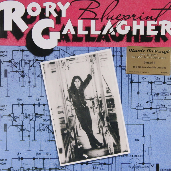 Rory Gallagher Rory Gallagher - Blueprint (180 Gr) rory dobner гаджет