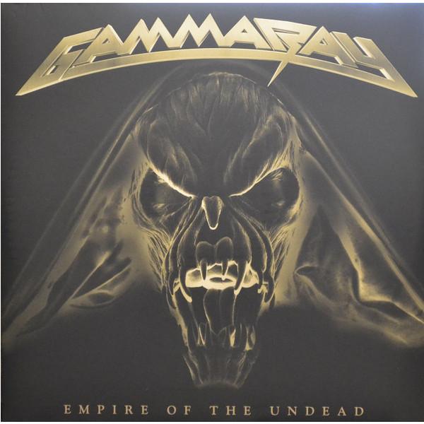 Gamma Ray Gamma Ray - Empire Of The Undead (2 LP) empire of the sun empire of the sun ice on the dune