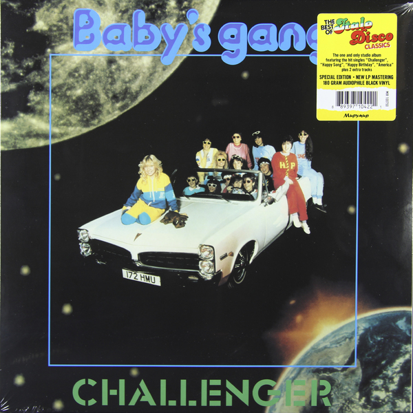 BABY'S GANG BABY'S GANG - CHALLENGER