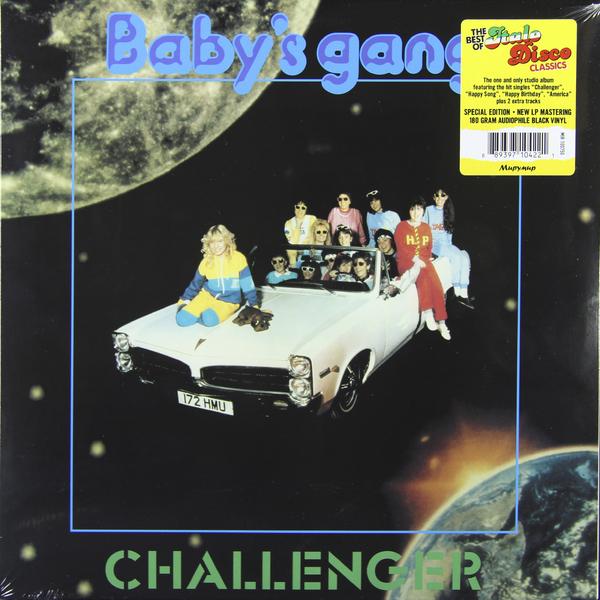 BABY'S GANG BABY'S GANG - CHALLENGER (уценённый товар)