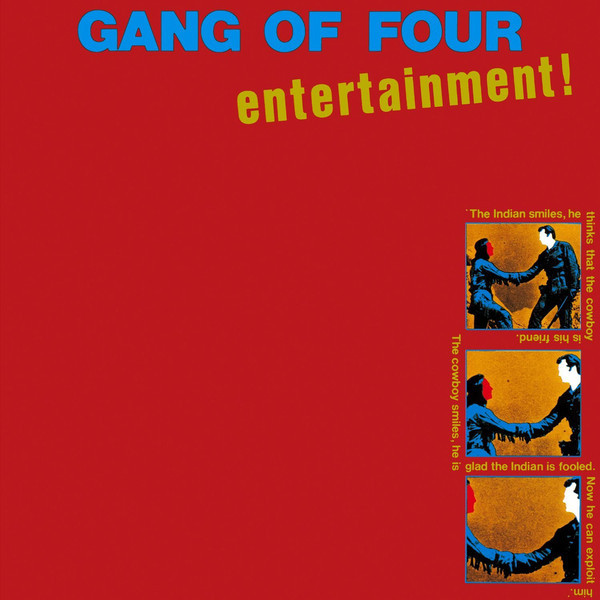 цены  Gang Of Four Gang Of Four - Entertainment
