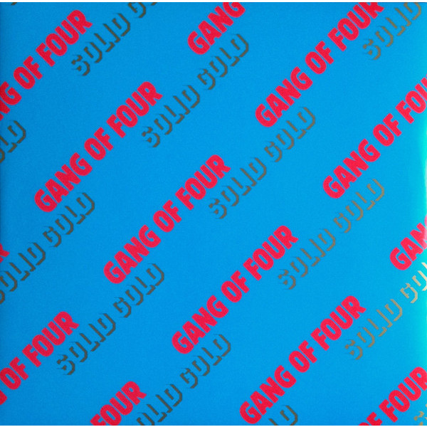 Gang Of Four Gang Of Four - Solid Gold (180 Gr)