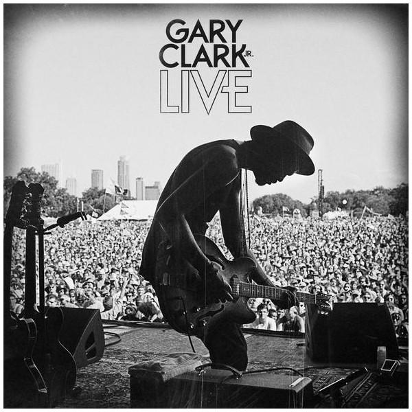 Gary Clark Jr. Gary Clark Jr. - Live (2 LP) clark forklift 2016 partproplus