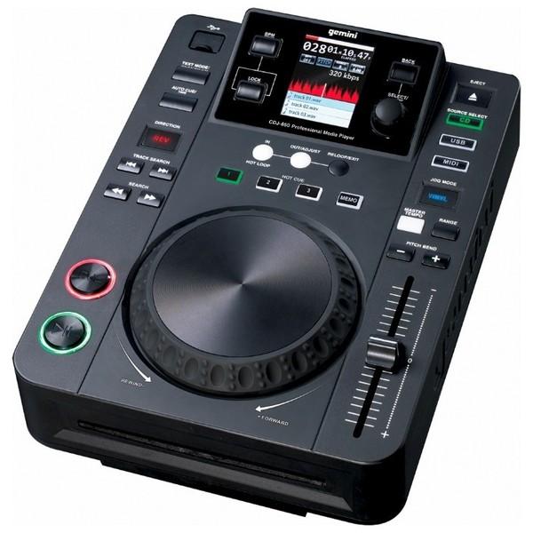 DJ CD проигрыватель Gemini