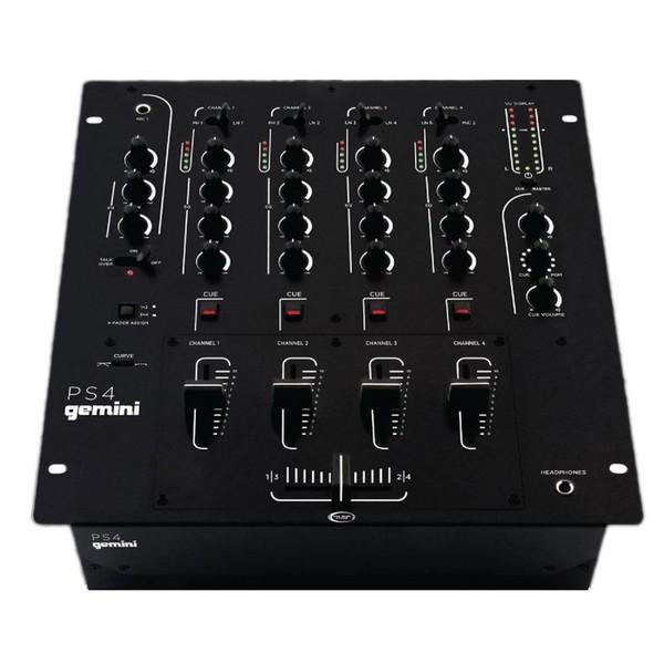 DJ микшерный пульт Gemini