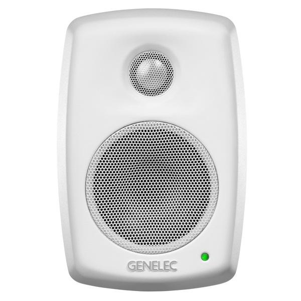 все цены на Активная полочная акустика Genelec 4010AW White онлайн