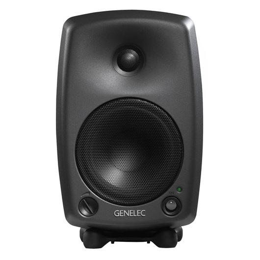 Активная полочная акустика GenelecАктивная полочная акустика<br>Активная двухполосная полочная акустика фазоинверторного типа. Частотный диапазон 58 - 20000 Гц, мощность 40 Вт (ВЧ) + 40 Вт (НЧ), масса громкоговорителя 5,6 кг.<br>