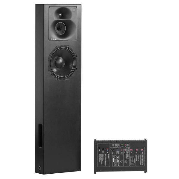 genelec glm loudspeaker manager package Настенная акустика Genelec AOW312B Black (1 шт.)