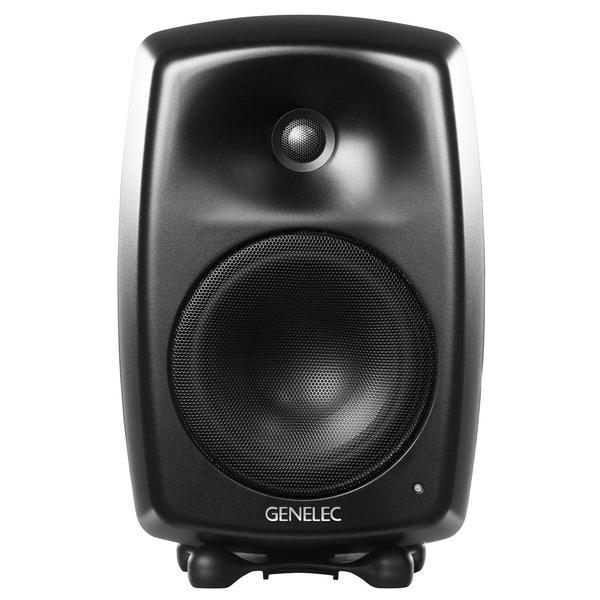 Активная полочная акустика Genelec G Four Black подвесной светильник eglo langham 49203