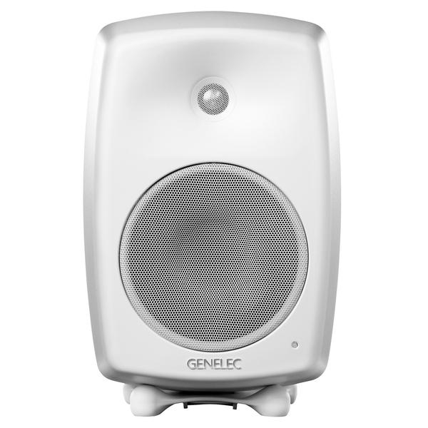 Активная полочная акустика Genelec G Four White  полочная акустика genelec 8020cpm