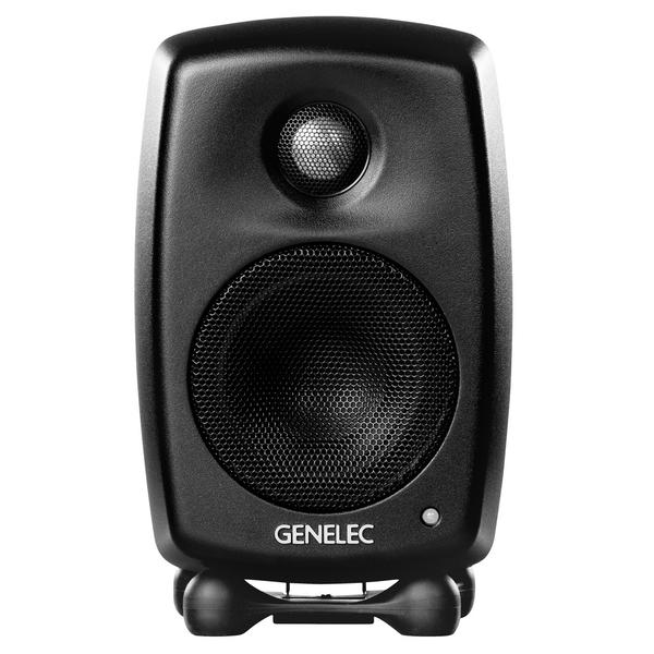 Активная полочная акустика Genelec G One Black полочная акустика sonus faber principia 1 black