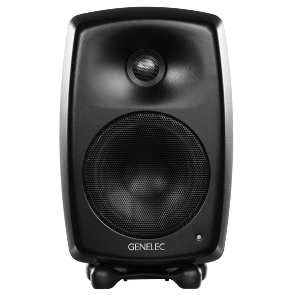 цена на Активная полочная акустика Genelec G Three Black
