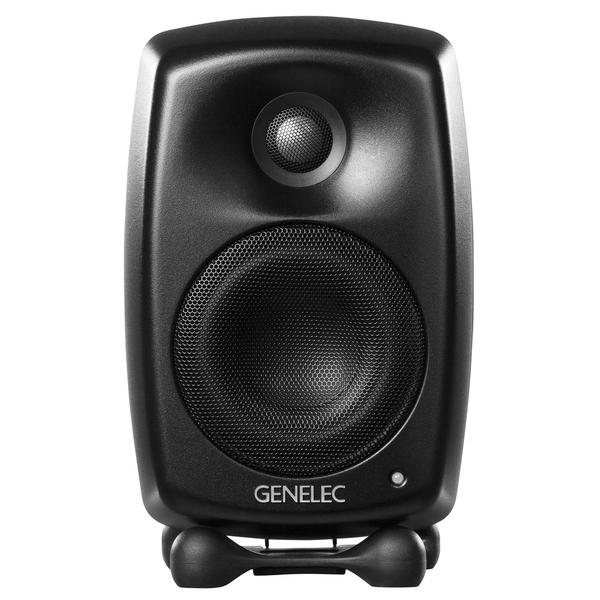 Активная полочная акустика Genelec G Two Black полочная акустика sonus faber principia 1 black