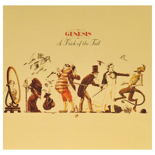Genesis Genesis - A Trick Of The Tail genesis
