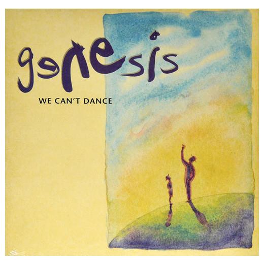 GENESIS GENESIS - WE CAN'T DANCE (2 LP) soccer cats 4