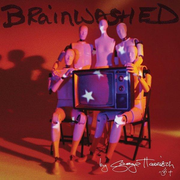 George Harrison George Harrison - Brainwashed george harrison george harrison electronic sound
