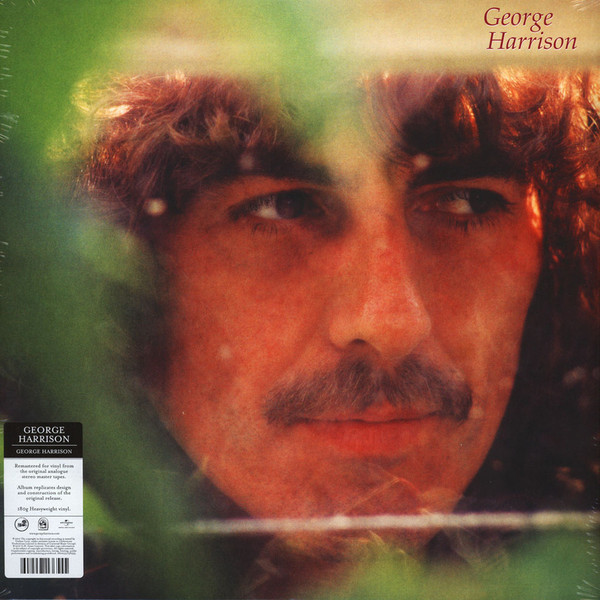 George Harrison George Harrison - George Harrison george harrison george harrison electronic sound