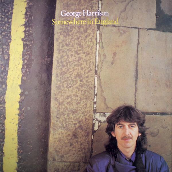 George Harrison George Harrison - Somewhere In England george harrison george harrison electronic sound