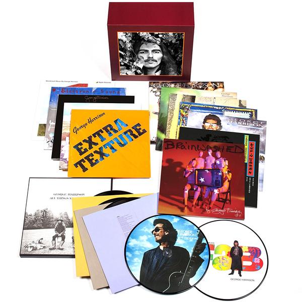 George Harrison George Harrison - Vinyl Collection (18 LP) george harrison george harrison electronic sound