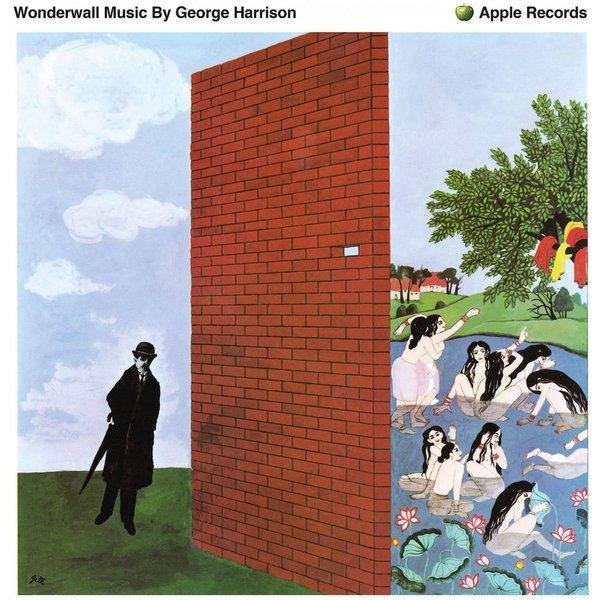 George Harrison George Harrison - Wonderwall Music george harrison george harrison electronic sound