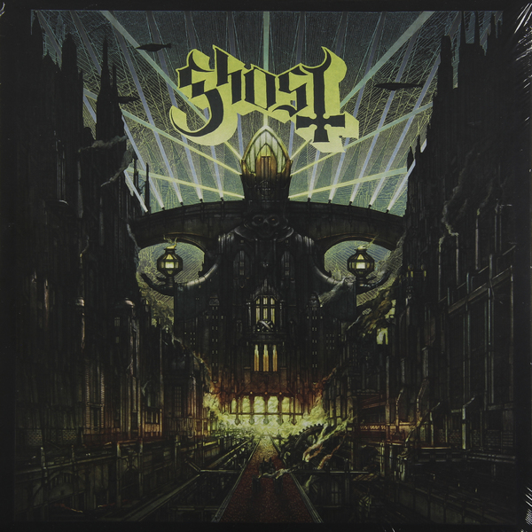 GHOST GHOST - MELIORA (2 LP)