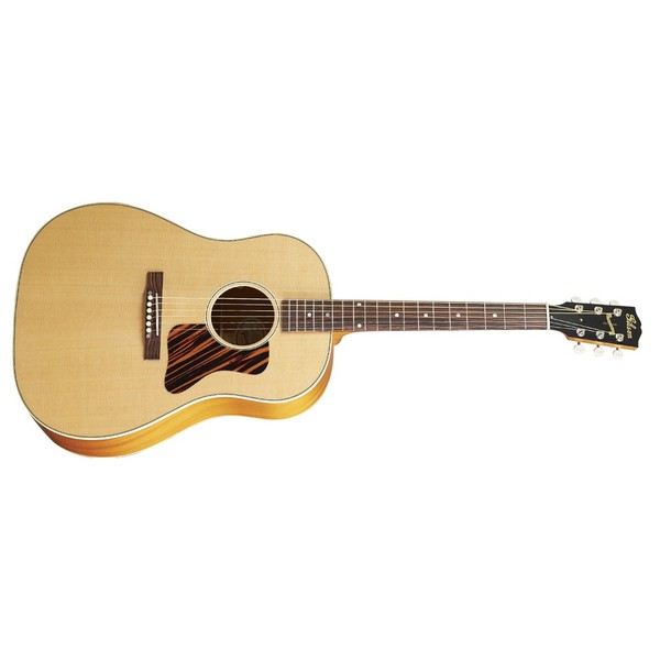 Гитара электроакустическая Gibson J-35 Antique Natural