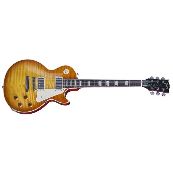 ������������� Gibson LP Standard 2016 T Light Burst Chrome