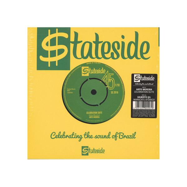 Gilberto Gil Gilberto Gil - Celebration Suite / Maracatu Atomico цены онлайн