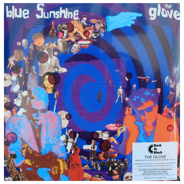 GLOVE GLOVE - BLUE SUNSHINE the glove the glove blue sunshine limited edition lp