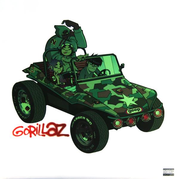 Gorillaz Gorillaz - Gorillaz (2 LP) festival bue día 2 gorillaz