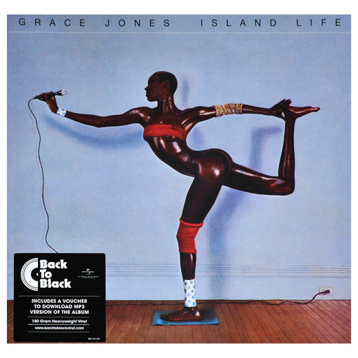цены на Grace Jones Grace Jones - Island Life в интернет-магазинах