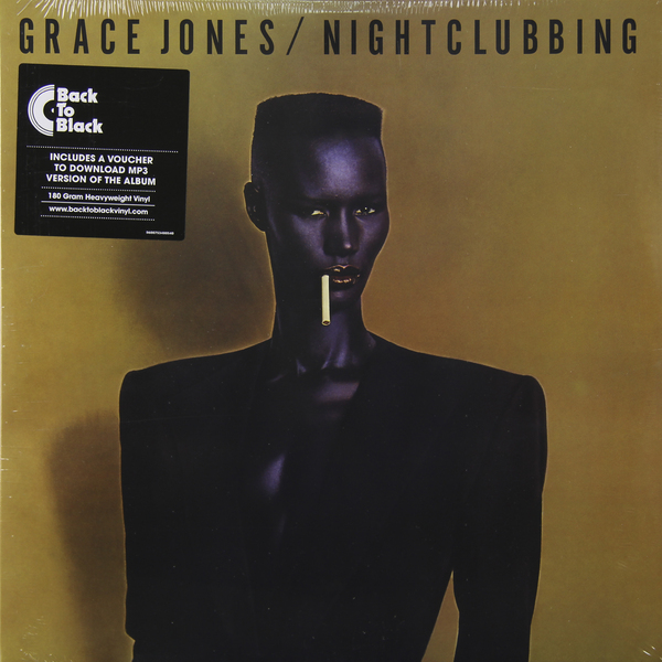 GRACE JONES GRACE JONES - NIGHTCLUBBING (2 LP, 180 GR) платье jones платье